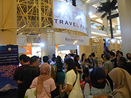 Japan Travel Fair in Indonesia 2018